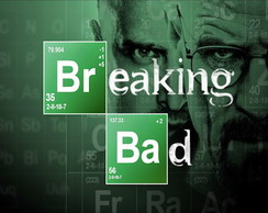 Quadro Decorativo Breaking Bad