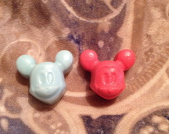 Sabonete Artesanal Mini Mickey (Disney)