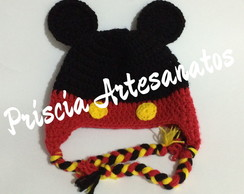 Touca / Gorro Mickey