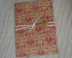 Envelope Estampado Kraft