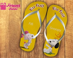CHINELO INFANTIL - SNOOP