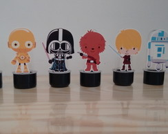 mini tubetes Star Wars