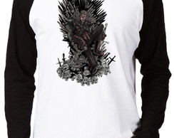 Camiseta Raglan Game Of Thrones #2