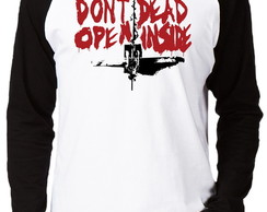 Camiseta Raglan The Walking Dead #2