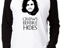 Camiseta Raglan Game Of Thrones #9