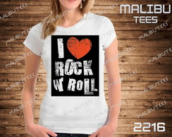 Baby Look I love rock n' roll