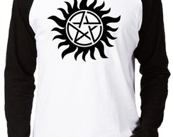 Camiseta Raglan Supernatural #2