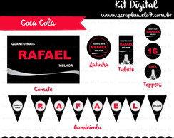 Kit Digital Coca Cola