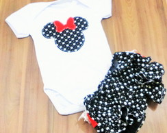Body Customizado Minnie