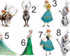 Kit de Display Frozen Fever de 30 cm