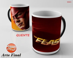 Caneca Mágica The Flash