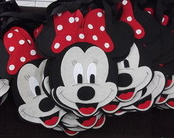 Sacola Mickey ou Minnie