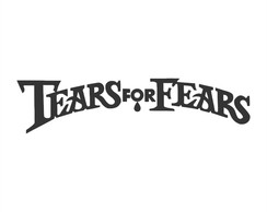 Adesivo Rock Heavy Metal Tears For Fears