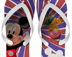 Chinelo Infantil Mickey, Pluto