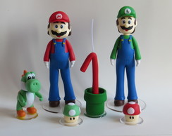 Turma Super Mario Bros