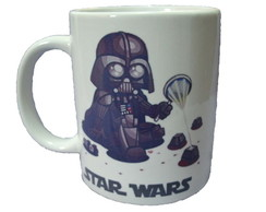 Caneca Star Wars Darth Dader kid