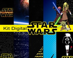 Kit Digital Star Wars