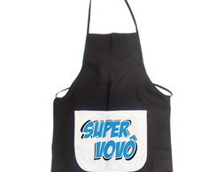 Avental Super Vovô