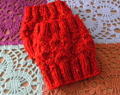 Boot Cuffs Tricot - MT4522