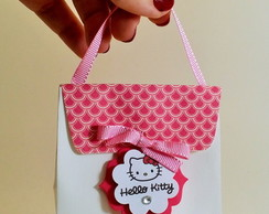 Sacola decorativa Hello Kitty