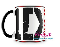 Caneca Personalizada -One Direction - 1D