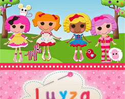 Painel Lalaloopsy