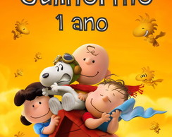 Painel Snoopy