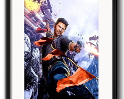Quadro Uncharted Game com Paspatur
