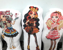 Almofadas Ever after high