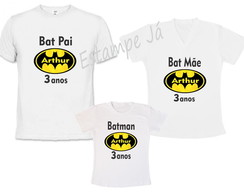 Camisetas Personalizadas do Batman Camiseta do Batman