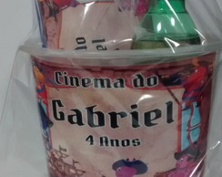 Kit de Cinema personalizado