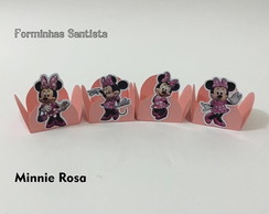 KIT FORMINHAS MINNIE ROSA - VAREJO