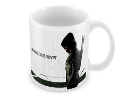 Caneca Arrow - Oliver Queen