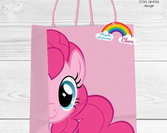 Sacola de Papel My Little Pony - LUXO