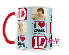 Caneca One Direction - 1D