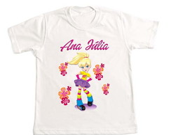Camiseta polly pocket