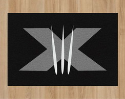 Capacho - X Men (logo)