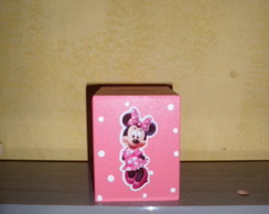 Cofre de MDF Minnie