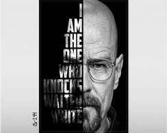 Poster Seriados 40x60cm Breaking Bad