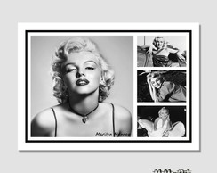 Poster 35x50cm Cinema - Marilyn Monroe