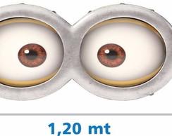 Oculos Minions Elo7