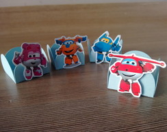 Forminha Personalizada Super Wings