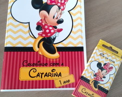 Kit Colorir Minnie Mouse