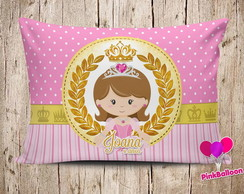MINI ALMOFADA PRINCESA CUTE
