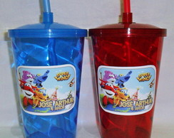Copo Personalizado Super wings 700ml