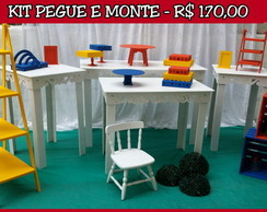 kits Pegue e Monte