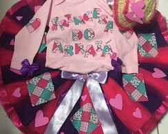 CONJUNTO Princesa do Arraia