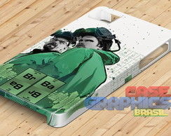 capinha celular BREAKING BAD 3