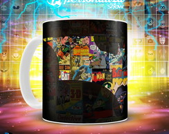Caneca Dc Comics Batman The Dark Knight