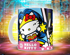 Caneca Dc Comics - Hello Kitty 1